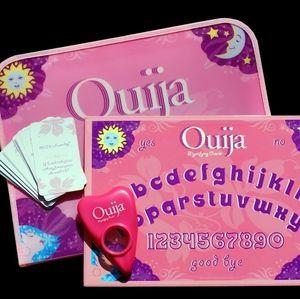 Rare Hasbro pink Ouija board game. 2008